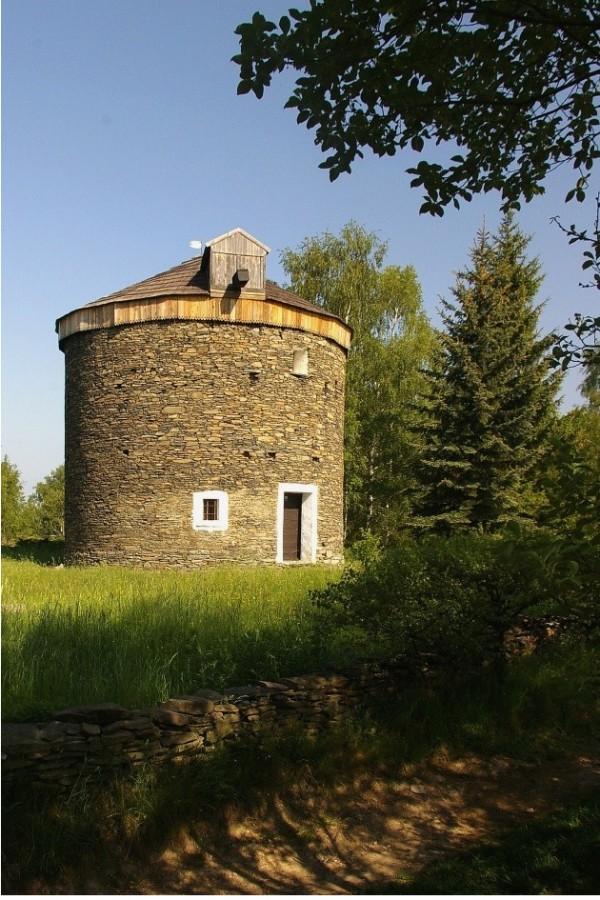 Kořenec-Větrný mlýn